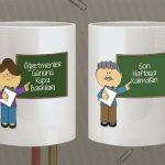 Öğretmenler Günü Kupa Baskıları Son Haftaya Kalmasın